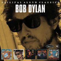 Cover Bob Dylan - Original Album Classics [2014]